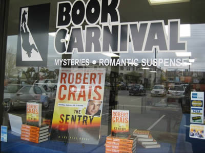 Book Carnival, Orange CA